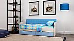 Дитяче ліжко з ящиками Л-7 2,0х0,9, фото 2