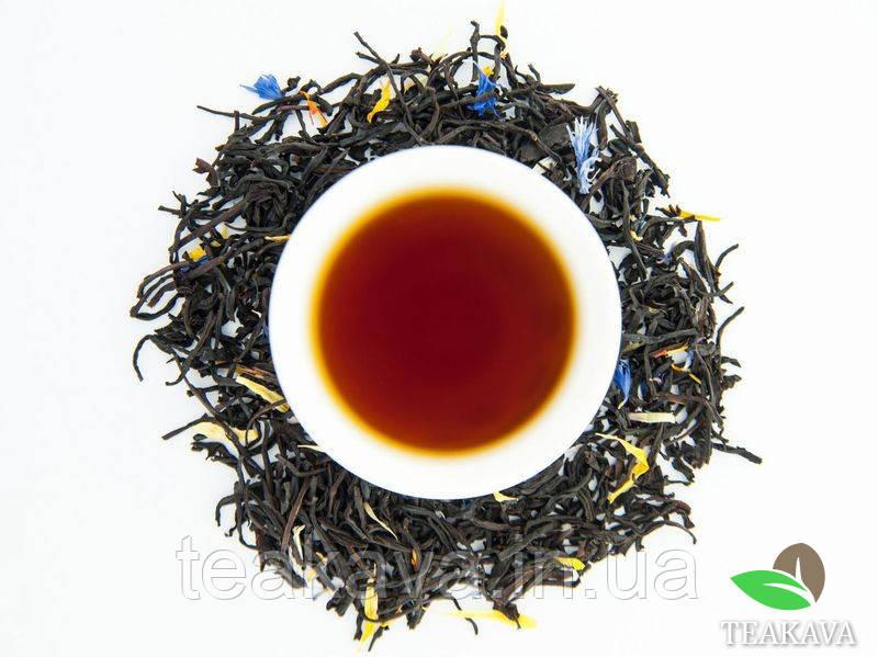 Ягодное шампанское (черный ароматизированный чай), 50 грамм