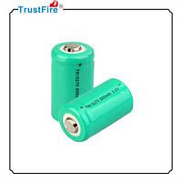 Аккумулятор TrustFire/UltraFire TR15270 (CR2) Li-Ion 3V, 600 mAh, фото 1