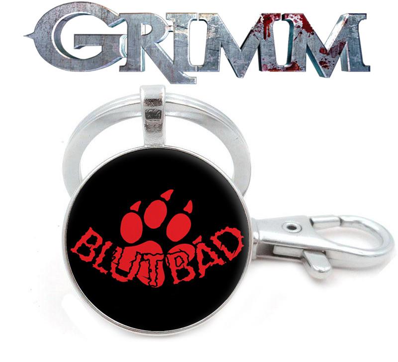 Брелок Гримм / Grimm