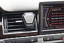 Оригинальный ароматизатор воздуха в салон Audi Singleframe Fragrance Dispenser, Black/Silver (80A087009), фото 7