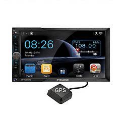 "АВТОМАГНИТОЛА GPS  Wi-Fi 7"" 4х45Вт MP-7062 GPS"