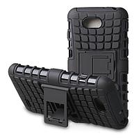 Бронированный чехол (бампер) для LG Optimus L90 D405 | D410 | D415 + ПЛЕНКА В ПОДАРОК
