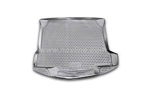 Коврик в багажник  MAZDA 3 с 2013-, цвет:черный ,седан,производитель NovLine