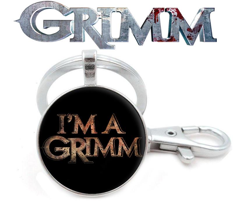Брелок Гримм / I'm a Grimm