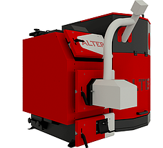 Котел твердотопливный Альтеп TRIO UNI Pellet 14 кВт, фото 3