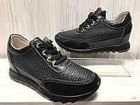 Сникерсы (кроссовки на танкетке), ботиночки женские