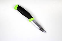 Ніж Morakniv Companion green stainless steel зелений (в магазині)