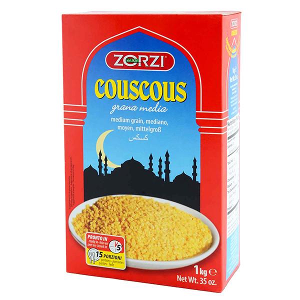 Кус-кус Zorzi CousCous Grana Media