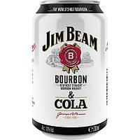 Jim Beam & Cola 10% 330 ml
