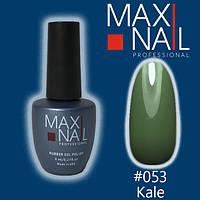 Гель-лак MaxiNail rubber gel polish №053