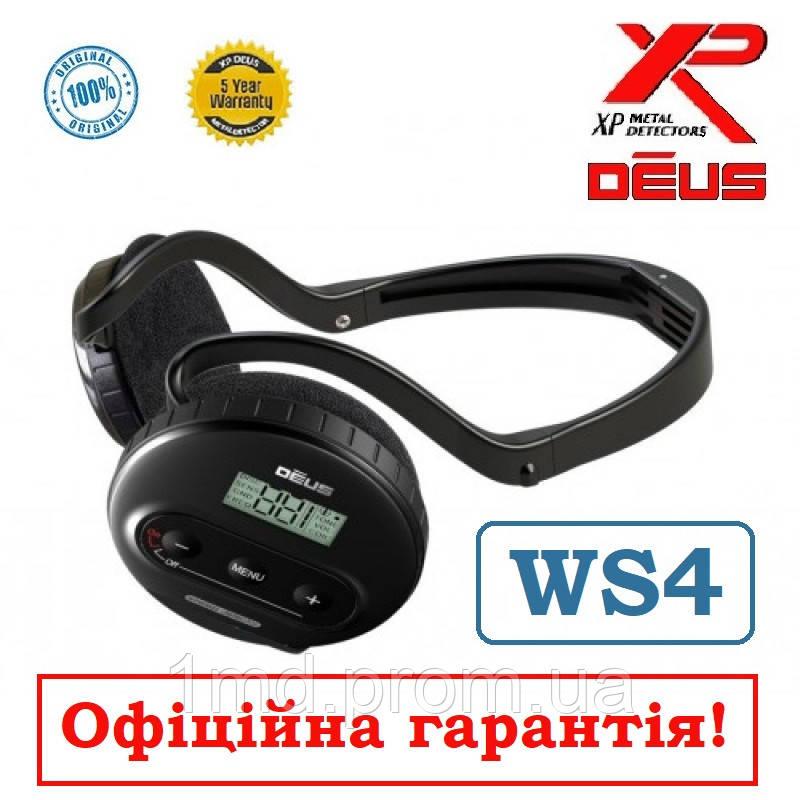 Бездротові навушники DEUS WS4