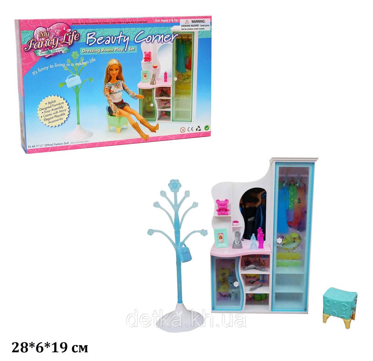 Мебель Gloria 2809 гардеробная