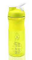 Спортивная бутылка-шейкер фирменная New Life 760 ml