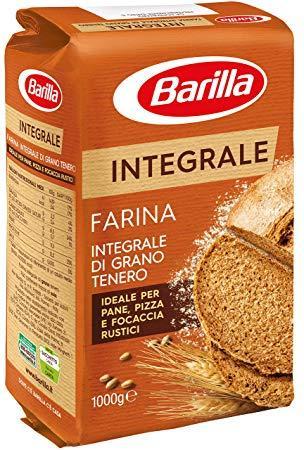 Борошно цільнозернове Barilla Integrale