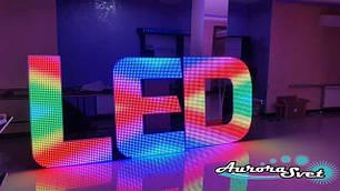 Светодиодные пиксели