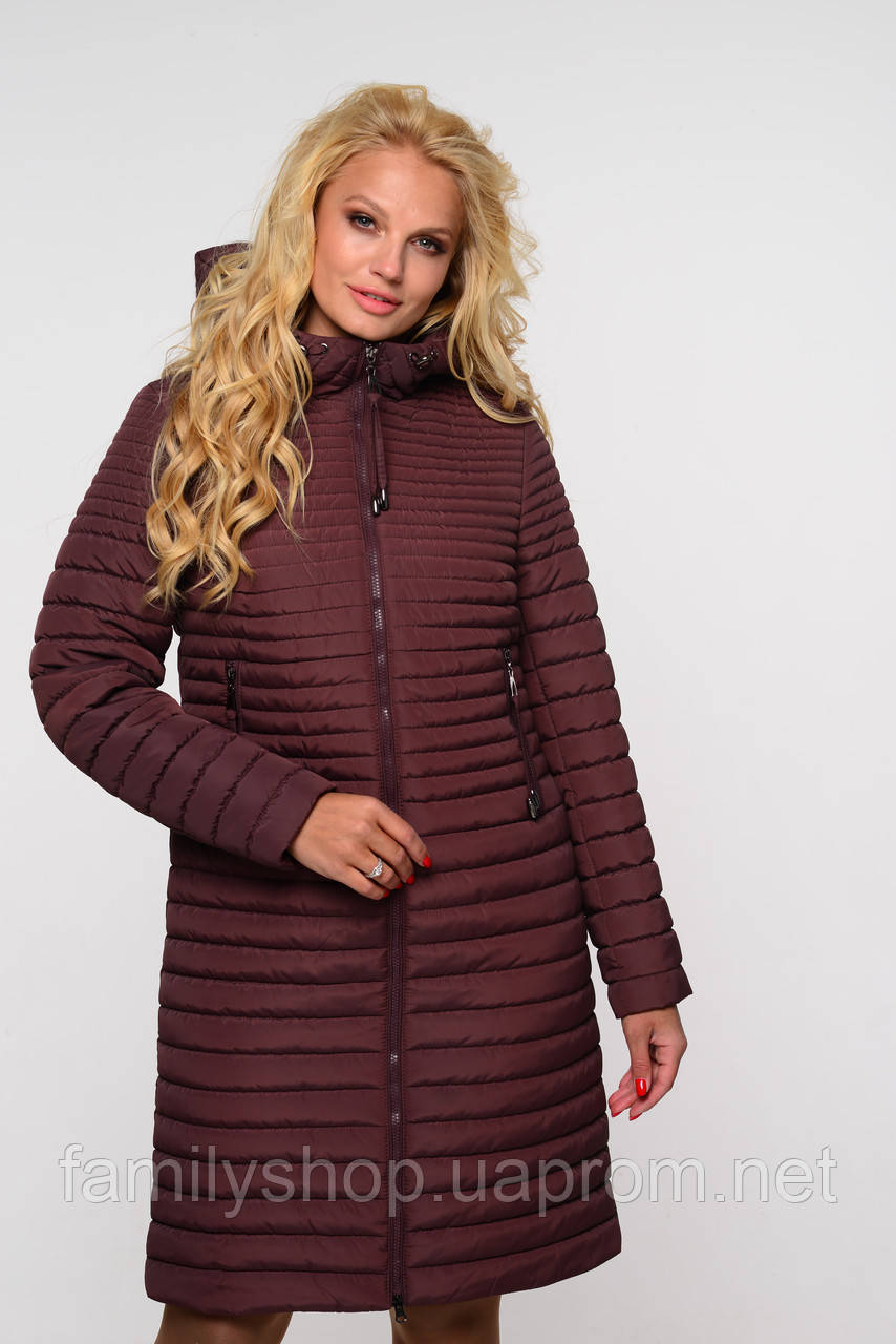 Осенняя куртка большого размера  Дженифер  Nui Very (Нью вери)