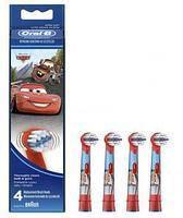 Сменная насадка для детской электрической зубной щетки Oral-B Stages Cars Тачки Цена за штуку 01162