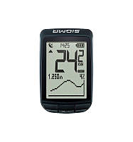 Велокомпьютер беспроводной Sigma Sport PURE GPS Black SD03200
