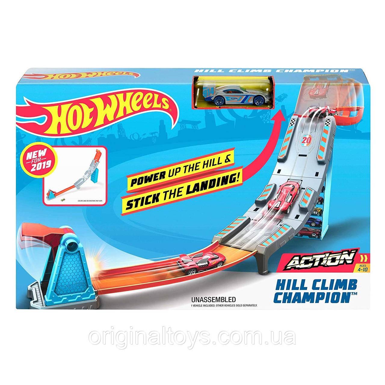 Ігровий трек Hot Wheels Hill Climb GBF83