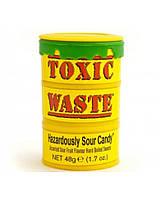 Конфеты Toxic Waste Yellow, фото 1