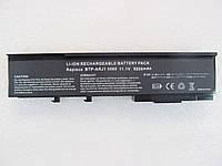 Acer MS2180, 5200mAh, 6cell, 11.1V, Li-ion, черная,