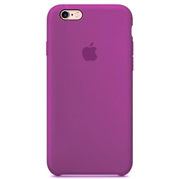 Чехол накладка silicone case для iphone 6/6s - Ultra Violet