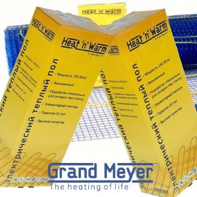 Мат нагревательный двужильный Grand Meyer EcoNG150-055