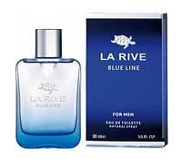 Туалетна вода для чоловіків La Rive Blue Line 90 мл (5906735234091)