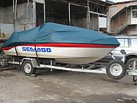 Пошив тентов на катер и лодку