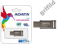 🔥✅ USB 3.0 флешка 16GB ADATA UV131 Grey