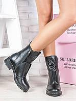 Ботинки женские из натуральной кожи Кейт - качественная женская обувь от украинского производителя