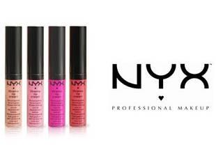 Для губ NYX (страна бренда США)
