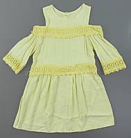 {есть:12 лет 152 СМ,14 лет 158 СМ,4 года 104 СМ,6 лет 116 СМ,8 лет 128 СМ} Платье для девочек Польша, Артикул: