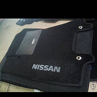 Ворсовые коврики в салон NISSAN X-Trail (2007-2013)