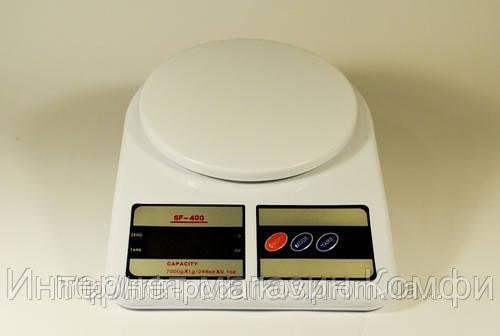 🔥✅ Весы кухонные SF-400 до 7 кг SF400, SF 400