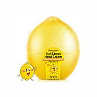 Крем для рук відбілювальний лимонний BIOAQUA Fruit Lemon Hand Cream універсальний