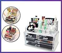 Акриловый органайзер для косметики Cosmetic Storage Box, фото 1