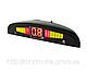 🔥✅ Автомобильный парктроник на 4 датчика + дисплей, парктроник автомобильный, фото 4