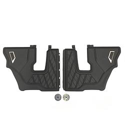 Оригинальные задние всепогодные коврики для BMW X7 (G07) (3-й ряд 6-местного авто) (51472458557)