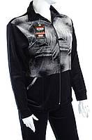 Велюровый женский спортивный костюм K111, фото 1