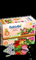 Фиточай общеукрепляющий бебивита bebivita, 30 г (20 пак. х 1,5 г) с 6 мес.