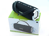 Hopestar H24 10W портативная колонка с Bluetooth FM и MP3, черная