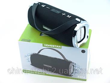 Hopestar H24 10W портативна колонка з Bluetooth FM і MP3, чорна