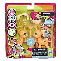 Набор My Little Pony Поп конструктор Создай свою пони Пони Эпплджек Hasbro A8269, фото 1