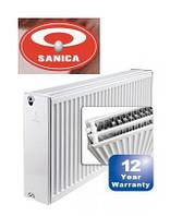 Радиаторы (батареи) стальные SANICA 500х33х1900мм