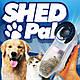 🔥✅ Машинка для вычесывания животных Shed Pal, фото 2