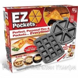 🔥✅ Формы для выпечки пирогов тесторезка EZ POCKETS