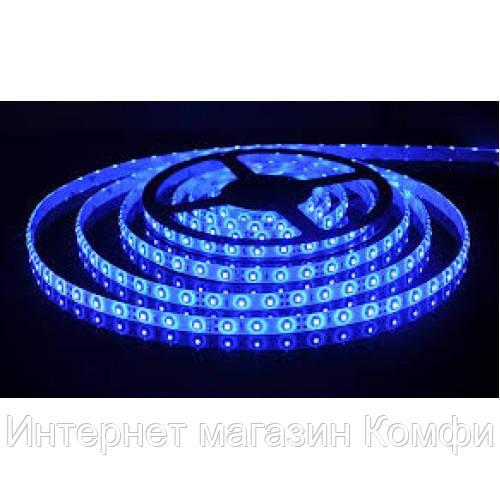 🔥✅ Светодиодная LED лента 3528 Голубая 60RW 12V