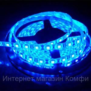 🔥✅ Светодиодная LED лента 5050 Голубая RW